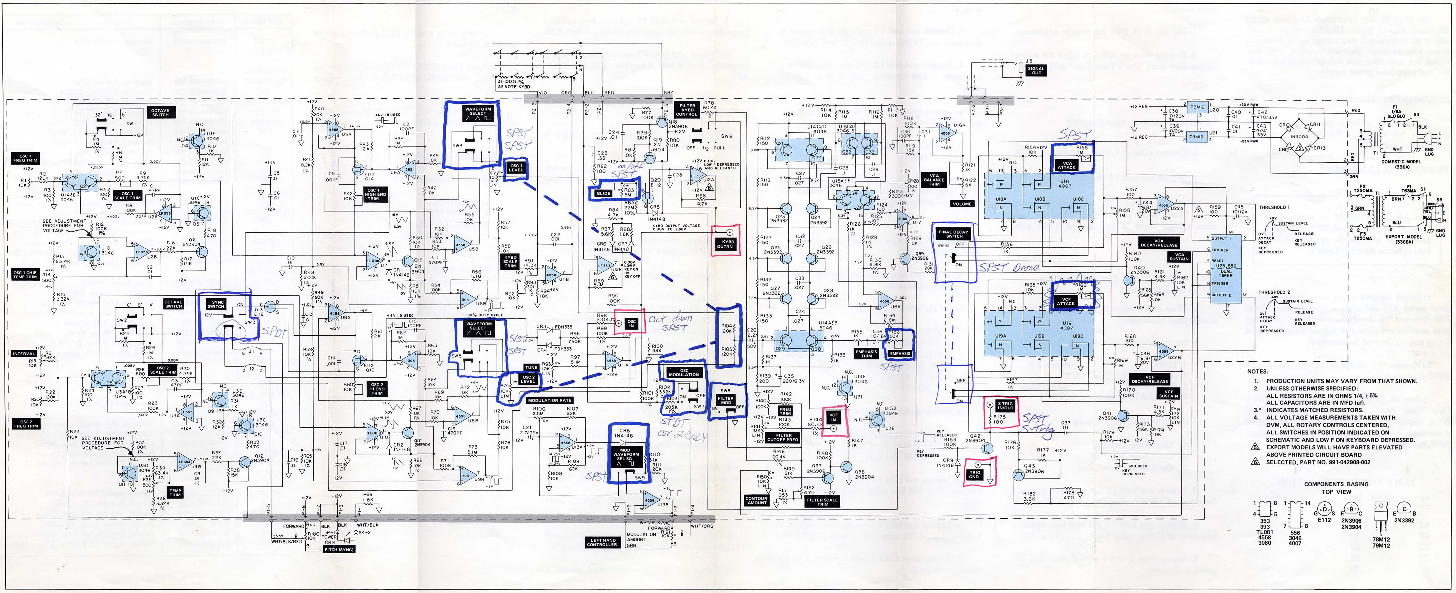 Prodigy_SchematicAbove4160 pme records technical reference 2008 Taurus Wiring Diagram at alyssarenee.co